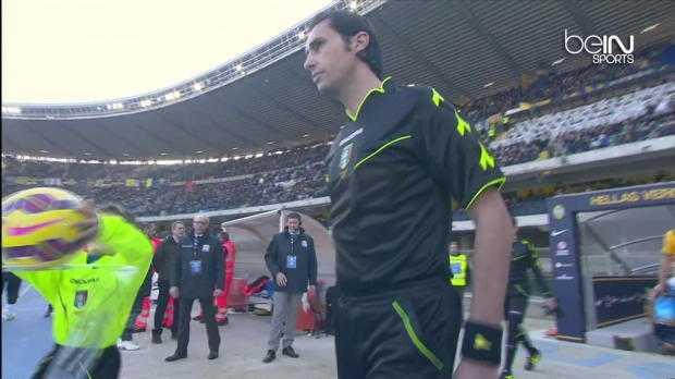 Serie A : Hellas 0-1 Chievo
