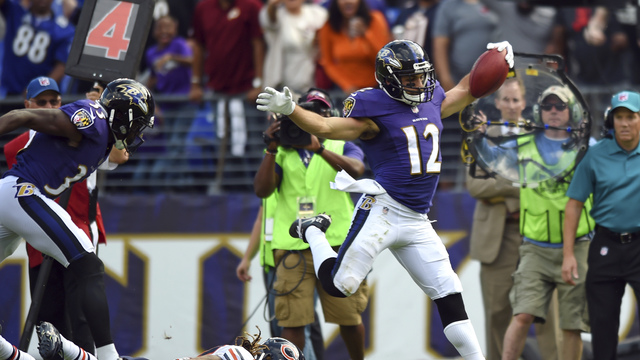 freeD: Michael Campanaro punt return touchdown