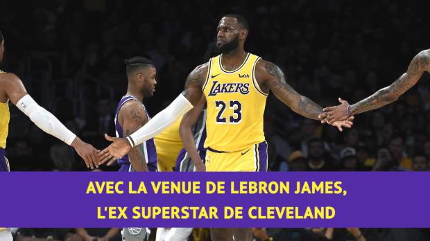 Basket : LA Lakers - Présentation de la saison 2018-19