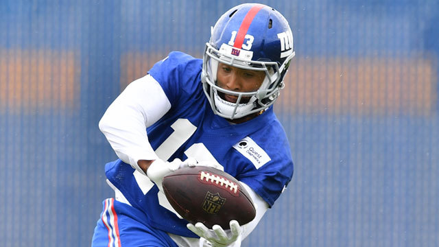 How good of a sign is it that Odell Beckham showed up to OTAs and minicamps?