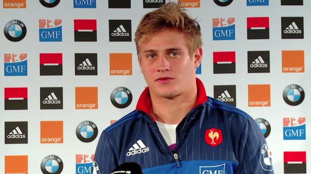 XV de France - Plisson - 'Une chance exceptionnelle'