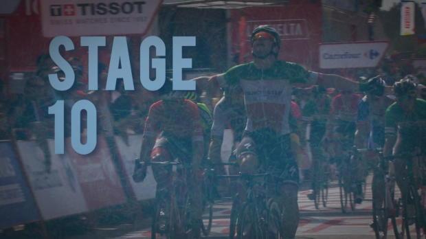 Vuelta: Viviani holt sich zweiten Etappensieg
