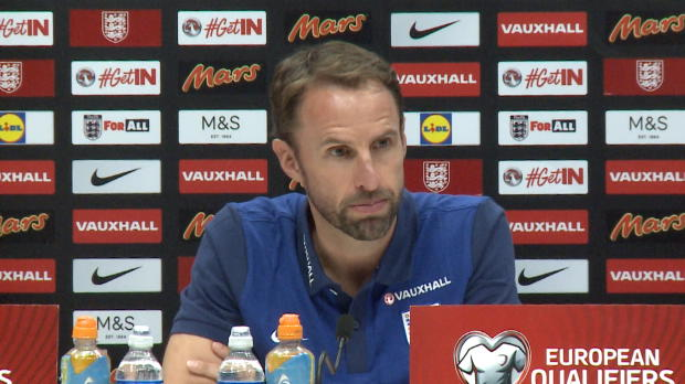 "WM-Quali: Southgate: ""Wollen an Spitze bleiben"""