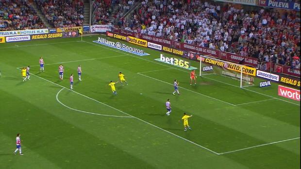 LaLiga Round 36: Granada 3 - 2 Las Palmas