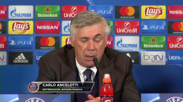 """Ancelotti: """"Todav�a podemos ser primeros"""""""