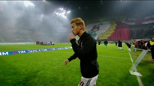 Serie A AC Milan v Inter - Honda