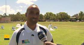 Archie Thompson and Matilda Steph Catley will be the public faces of the ALDI Miniroos after being named the national ambassadors for Australia's biggest junior football program.
