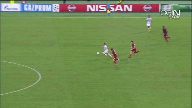 Ribéry revient et marque