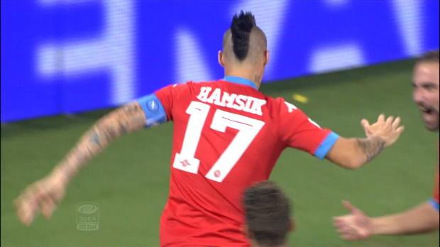 Serie A Round 1: Sassuolo 2-1 Napoli