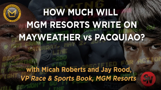 How Much Will MGM Write on the Big Fight