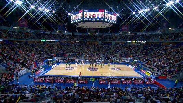 Baskonia 88-90 CSKA Moscú