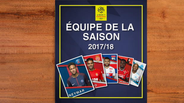 Le 11 de la saison - Neymar en vedette
