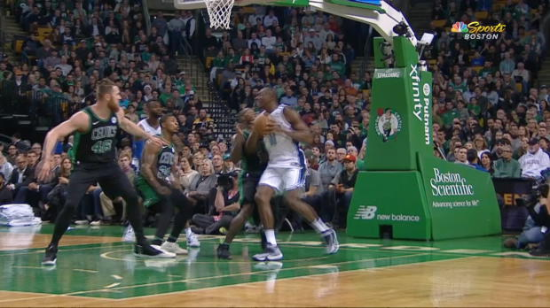 Block of the Night: Marcus Smart