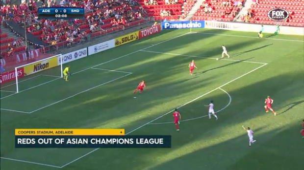 Reds suffer ACL heartbreak