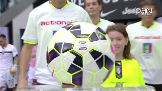 Serie A : Juventus 2-0 Palerme