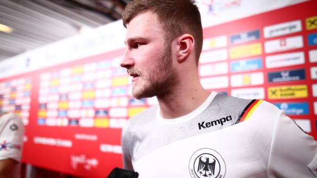 """Handball-EM: Weber warnt: """"Köpfe hochkriegen"""""""