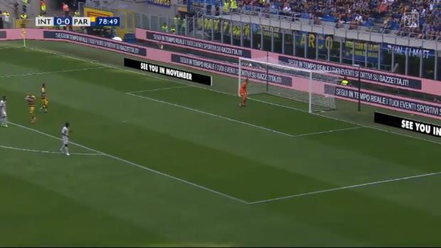 Serie A: Dimarco schlägt Jugendliebe