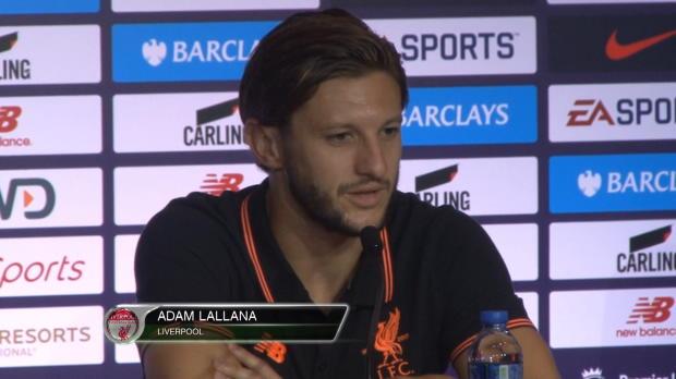 Lallana: Champions-League-Sieg nur mit Coutinho
