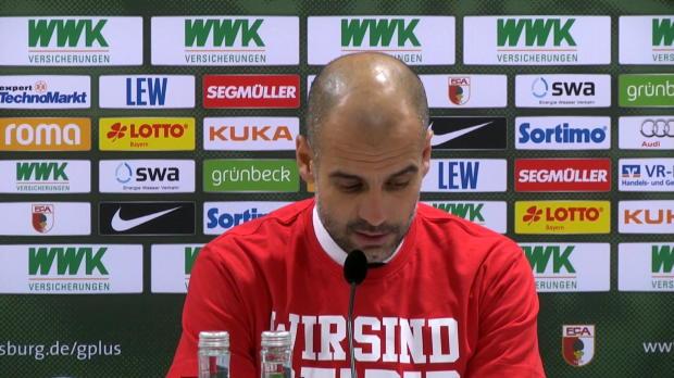 """Guardiola: """"Dieser Sieg war für Badstuber"""""""