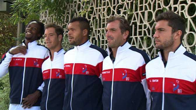 Coupe Davis - Une finale qui fait peur