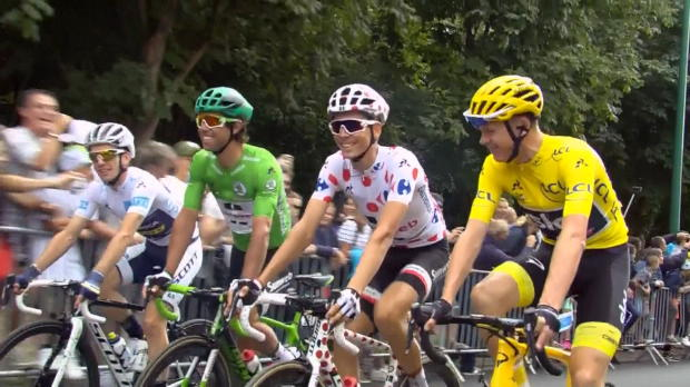 TdF: Froome-Triumph ohne Greipel-Happy-End