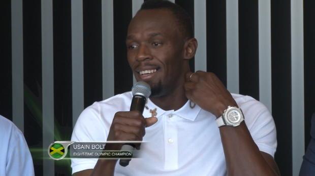 """Usain Bolt: """"No vais a encontrar a otro Usain Bolt"""""""