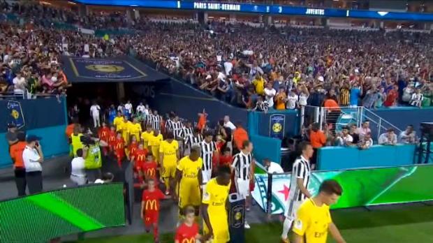 كرة قدم: كأس الأبطال الدولية: باريس سان جيرمان 2-3 يوفنتوس
