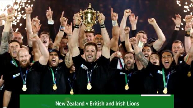ركبي يونيون: جولة لايونز: نيوزيلندا × بريتيش أند آيريش لايونز.. إعداد أوبتا