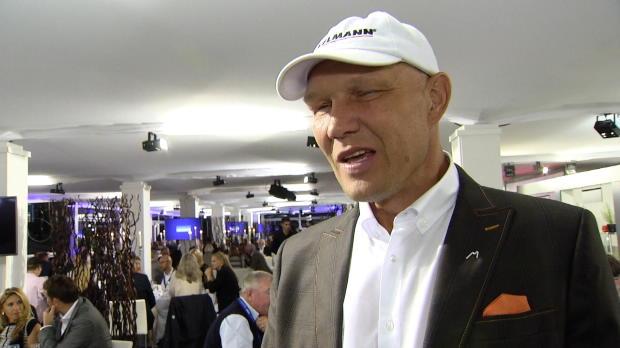 """Axel Schulz: """"Golf ein faszinierender Sport"""""""