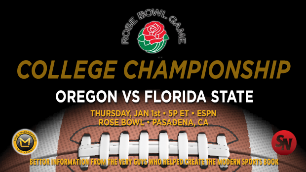 Oregon vs. Florida State