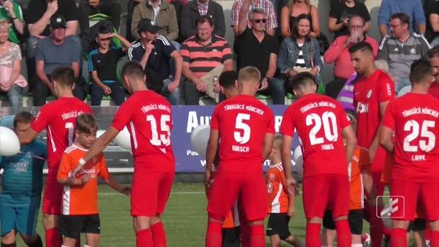 Video: Türkgücü München startet erfolgreich in die Regionalliga