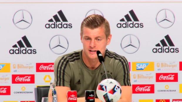 """EM 2016: Kroos: """"Italien größter Prüfstein"""""""