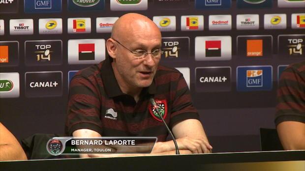 Top 14 - Finale : Laporte compare Carter � Wilkinson