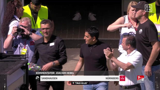 SV Sandhausen - 1. FC Nürnberg