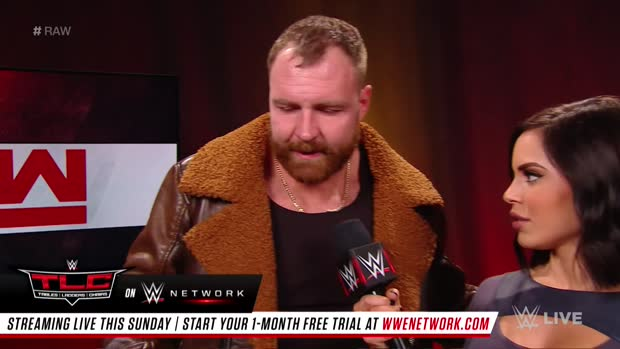 Dean Ambrose sounds off on Seth Rollins' ego: Raw, Dec. 10, 2018