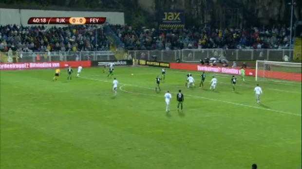 L.Europa : Rijeka 3-1 Feyenoord