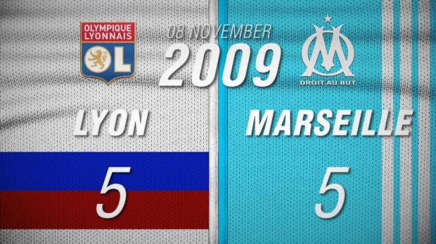 Vor 8 Jahren: 10-Tore-Spektakel bei OL vs. OM
