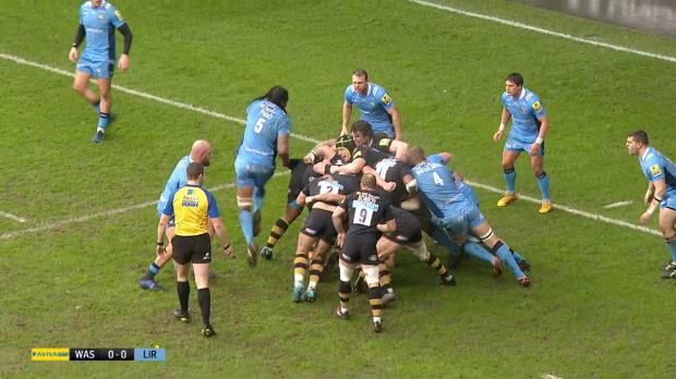 Aviva Premiership : Aviva Premiership - Match Highlights - Wasps v London Irish