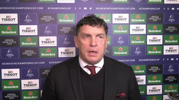 Rugby : Quarts - Lacroix - ''Ça m'énerve qu'on dise qu'on a pu calculer''