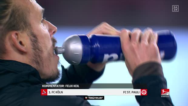2. Bundesliga: 1. FC Köln - FC St. Pauli | DAZN Highlights