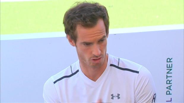 Wimbledon: Murray: Achtung vor Federer, Nadal