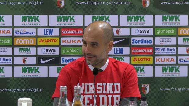 """Guardiola: """"Jede Mannschaft kopfballstärker"""""""