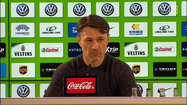 """Kovac: """"Haben uns fußballerisch verbessert"""""""