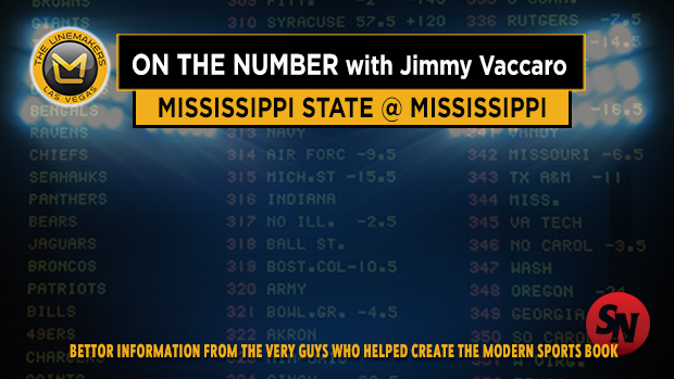 Jimmy V on Mississippi State @ Mississippi