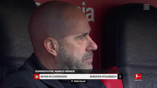 Bundesliga: Bayer 04 Leverkusen - Borussia M'gladbach | DAZN Highlights
