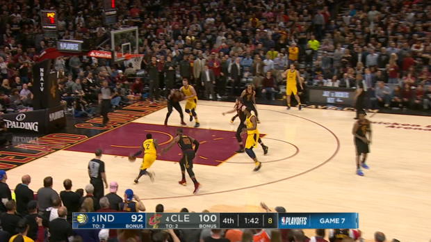 Block of the Night: Tristan Thompson