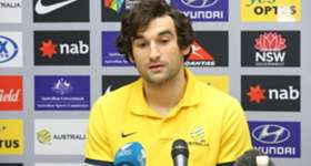 Hear from Mile Jedinak in the build up to the Socceroos' last clash with Iraq in 2013.