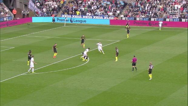 Swansea - Manchester City