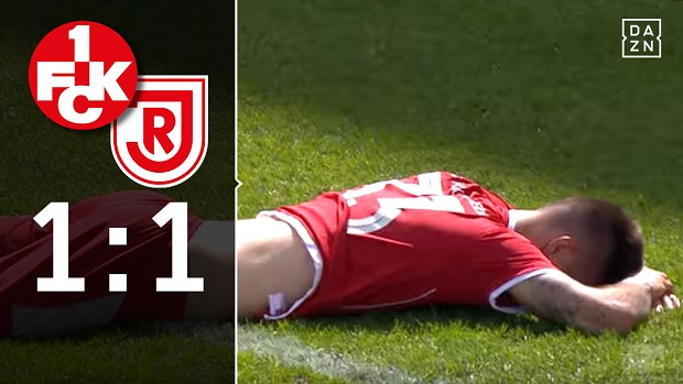 1. FC Kaiserslautern - SSV Jahn Regensburg