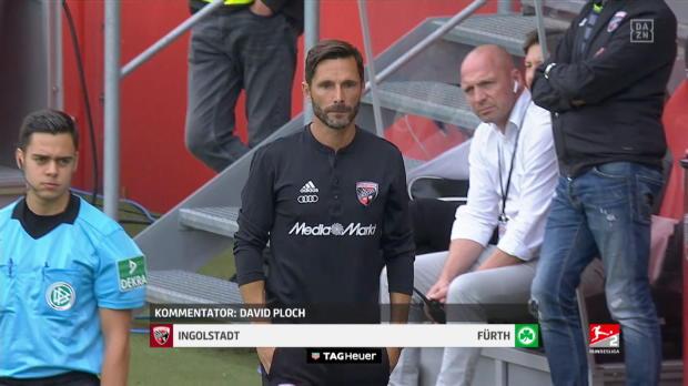 FC Ingolstadt 04 - SpVgg Greuther Fürth